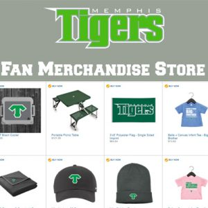 Visit our online store for Christmas Tigers style! More items being added soon!